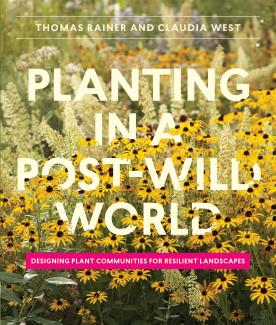 Planting in a Post Wild World book cover