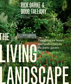 The Living Landscape Book Cover