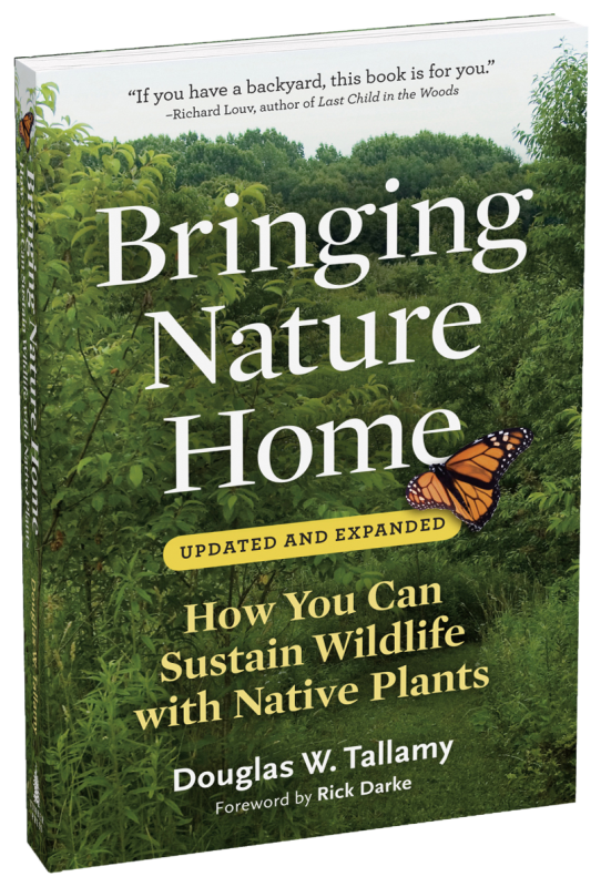Bringing Nature Home book cover.
